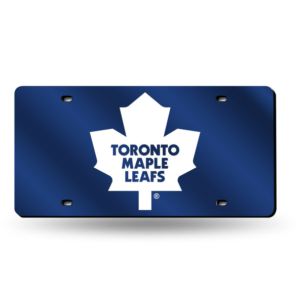 Maple Leafs Laser Cut Tag
