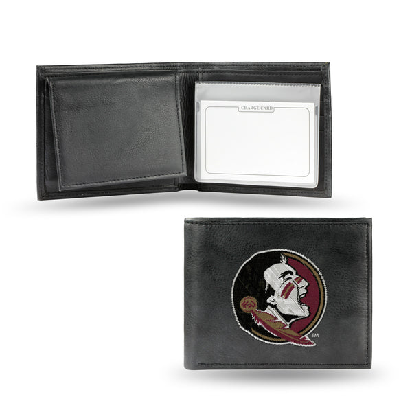 Florida State Embroidered Billfold