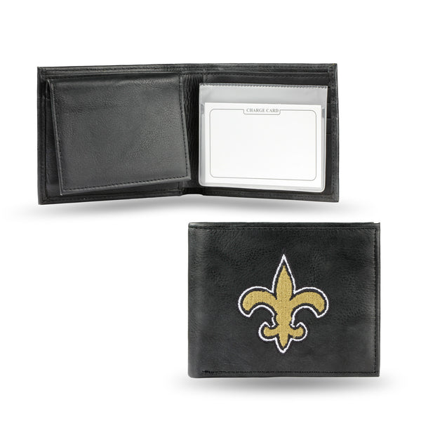 Saints Embroidered Billfold