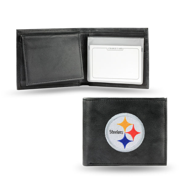 Steelers Embroidered Billfold
