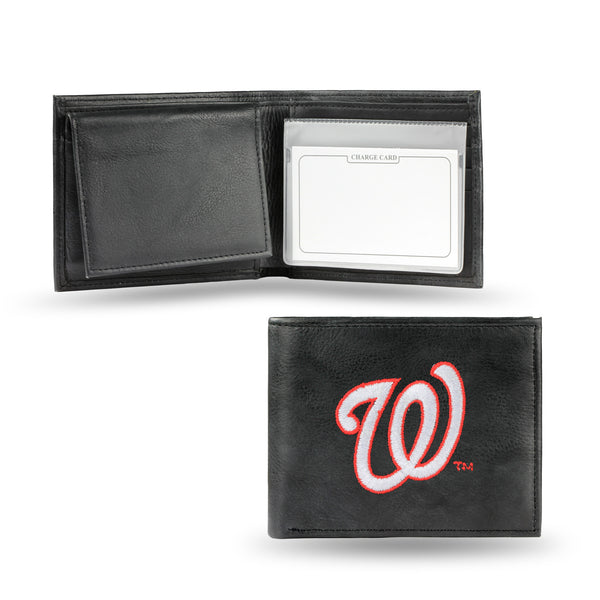 Nationals Embroidered Billfold