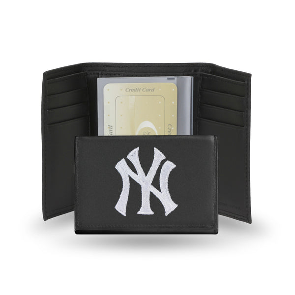 Yankees Embroidered Trifold