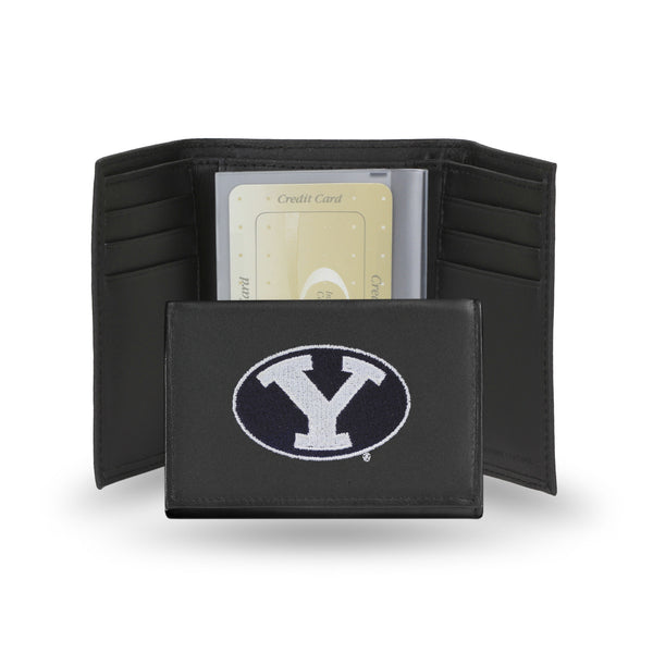 BYU Embroidered Trifold