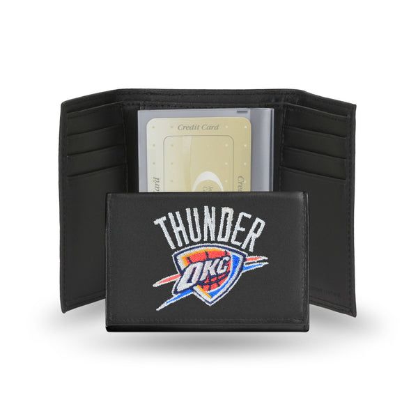 Thunder Embroidered Trifold