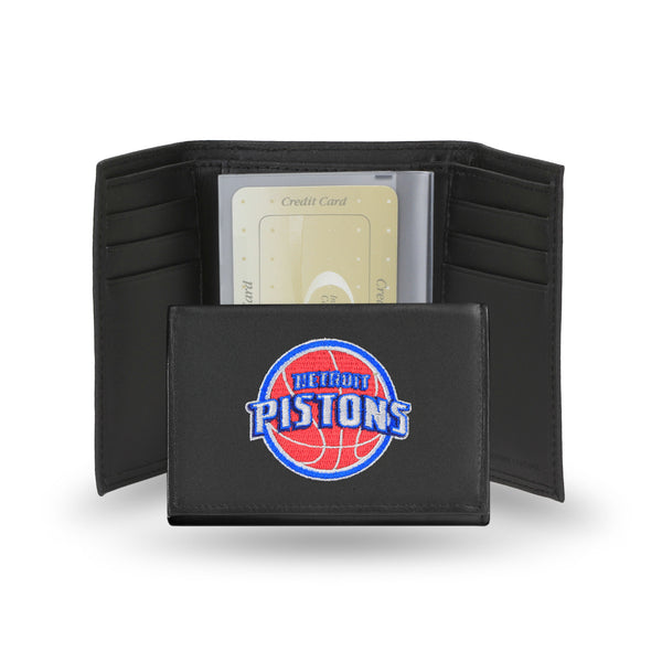Pistons Embroidered Trifold