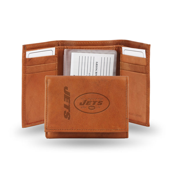 Jets Embossed Trifold