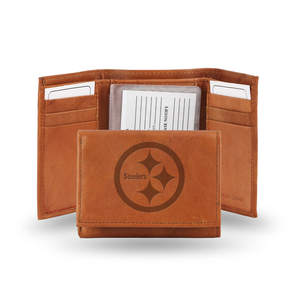 Steelers Embossed Trifold
