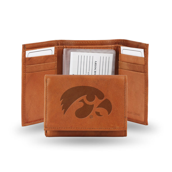 Iowa Embossed Trifold