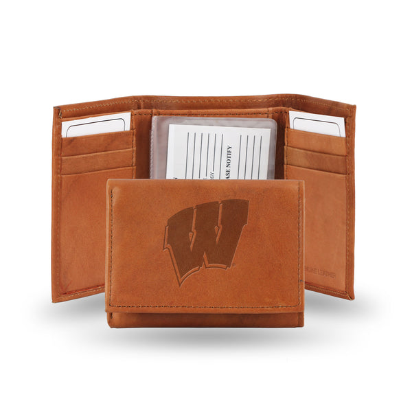Wisconsin Embossed Trifold
