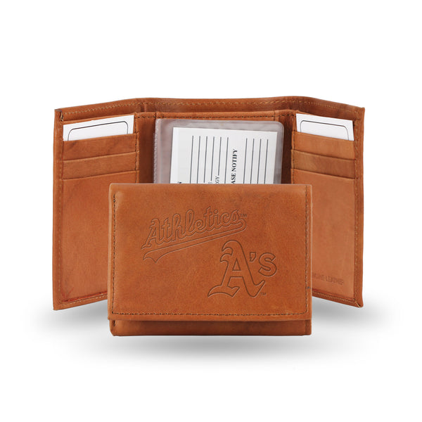 Athletics Embossed Trifold