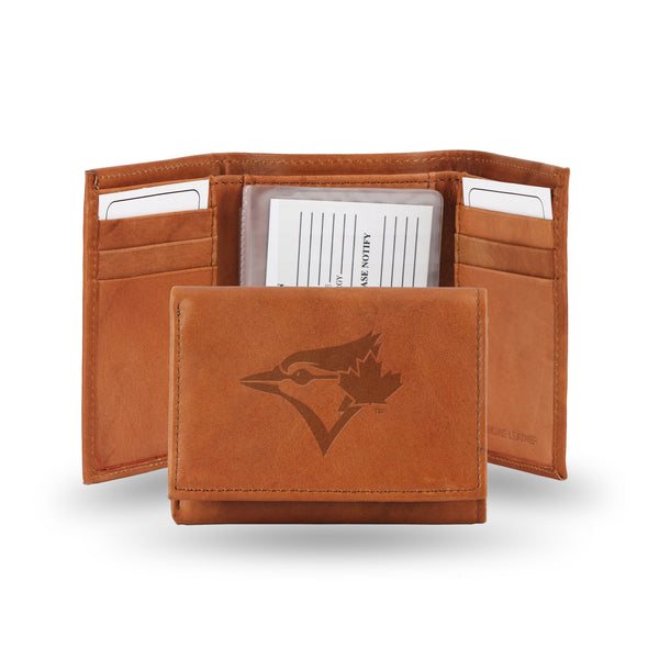 Blue Jays Embossed Trifold