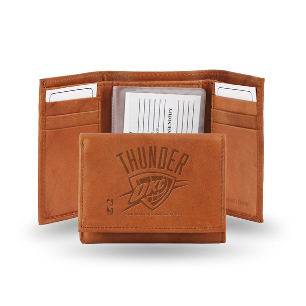 Thunder Embossed Trifold
