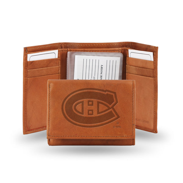 Canadiens Embossed Trifold