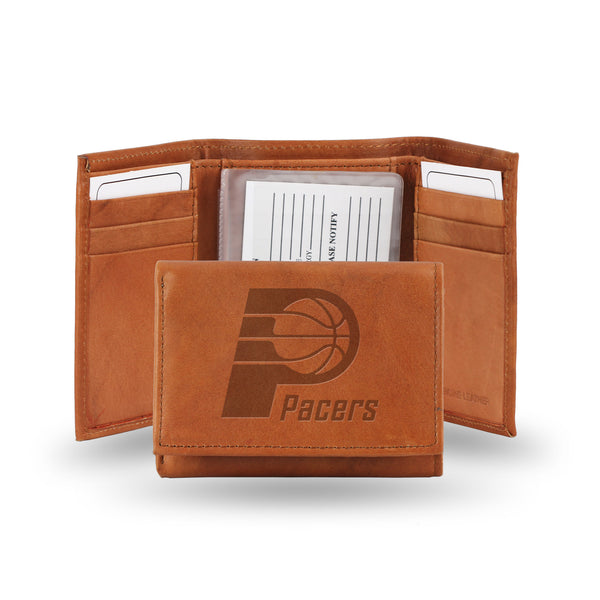 Pacers Embossed Trifold
