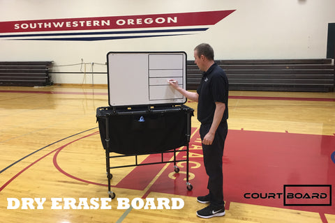 CourtBOARD and Big Cart Package