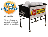Big Cart with Banners