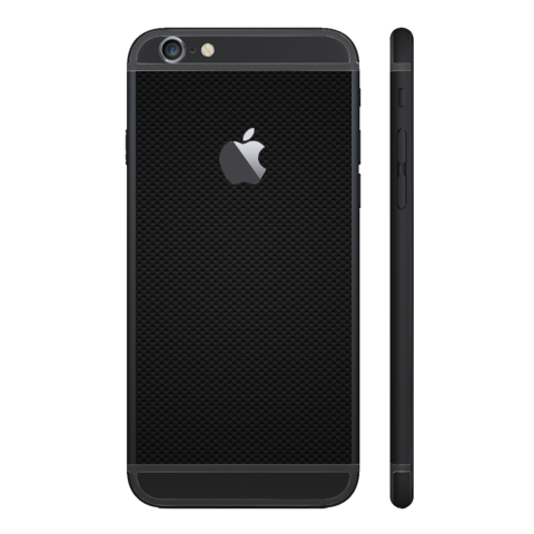 CARBON FIBER for iPhone 6S - HautePhones - 1