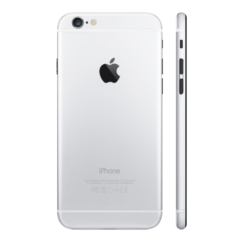 WHITE for iPhone 6 PLUS - HautePhones - 1