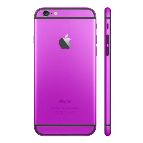 HOT PINK for iPhone 6 - HautePhones - 1