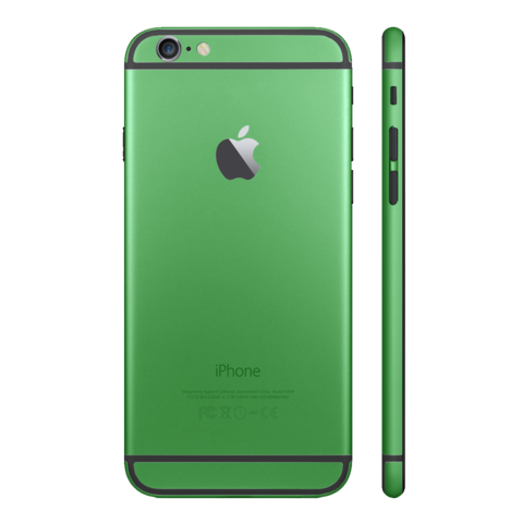 GREEN for iPhone 6 - HautePhones - 1