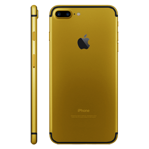 GOLD for iPhone 7 PLUS - HautePhones - 1