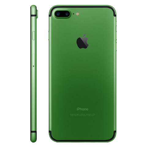 GREEN for iPhone 7 PLUS - HautePhones - 1