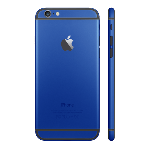 DARK BLUE for iPhone 6S - HautePhones - 1