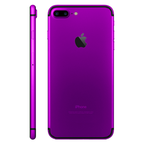 HOT PINK for iPhone 7 PLUS - HautePhones - 1