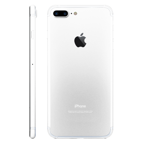 WHITE for iPhone 7 PLUS - HautePhones - 1