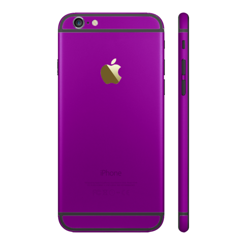 PURPLE for iPhone 6 PLUS - HautePhones - 1