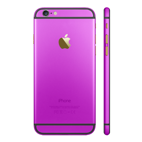 HOT PINK for iPhone 6 PLUS - HautePhones - 1