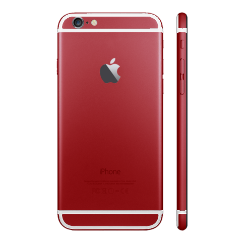 RED for iPhone 6 - HautePhones - 12