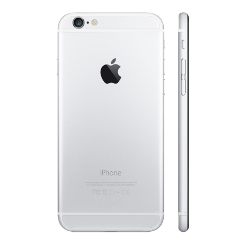WHITE for iPhone 6 - HautePhones - 6