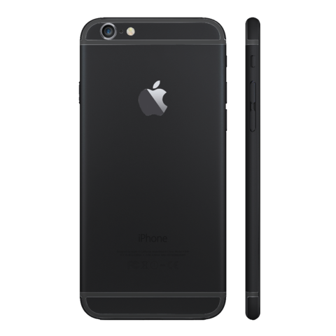 BLACK MATTE for iPhone 6 - HautePhones - 4