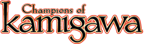 Magic: the Gathering - Champions of Kamigawa