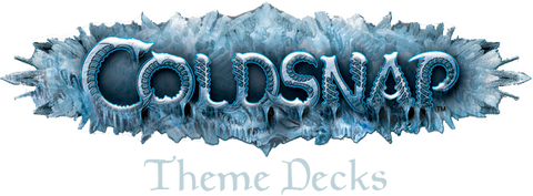 Magic: the Gathering - Coldsnap Theme Decks