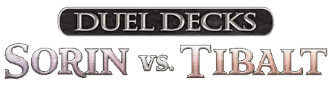 Magic: the Gathering - Duel Decks: Sorin vs. Tibalt