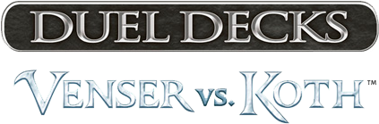 Magic: the Gathering - Duel Decks: Venser vs. Koth