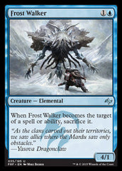 Fate Reforged - Frost Walker