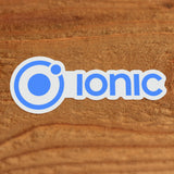 Ionic Die Cut Sticker