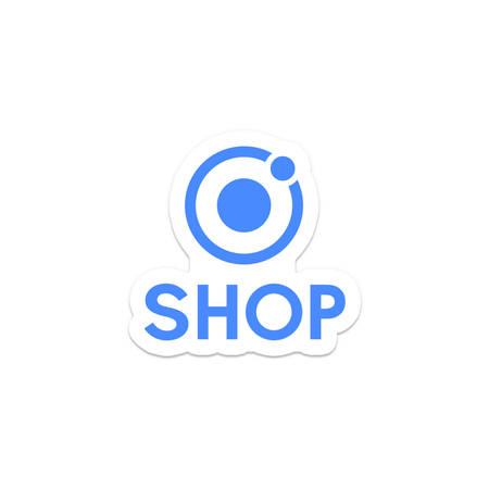 The Ionic Shop