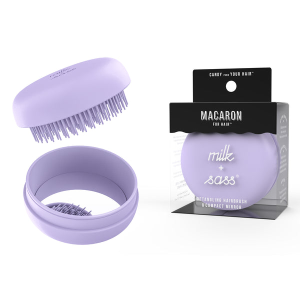 Detangling brush Lavender