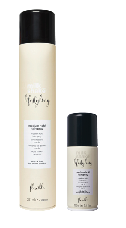 Lifestyling Medium Hold Hairspray + Minis