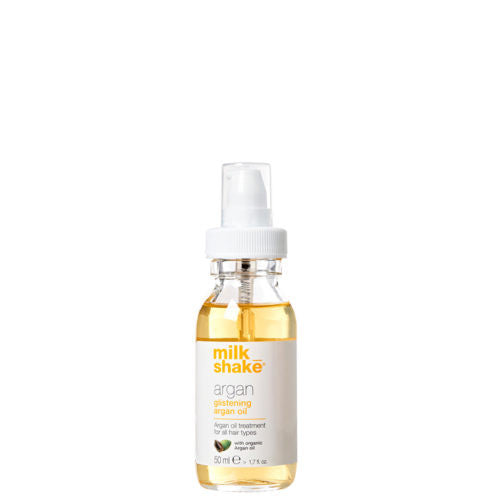 Glistening Argan Oil