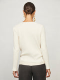 Banded Surplice L/S