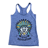 Oso Strong Ladies Triblend Tank