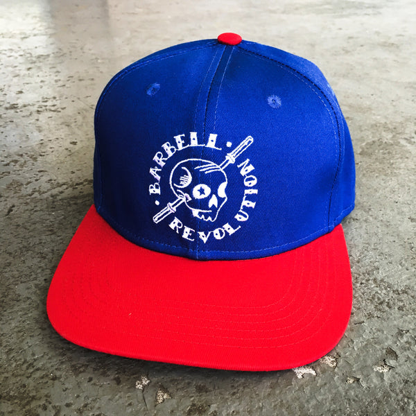 Sailor Skull SnapBack - Barbell Revolution Apparel - 1