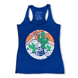 Lost Souls Barbell Club Ladies Racerback Tank