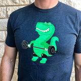 Snatch-a-saurus Flex Men's Tee