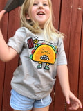 Taco Gains Youth Tee